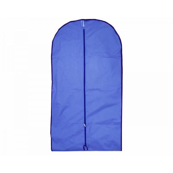 Чехол для одежды фиолетовый
