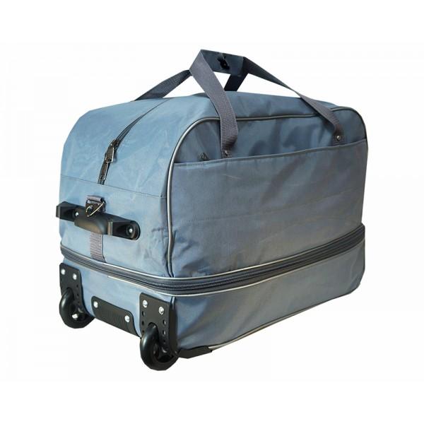 Дорожная сумка на колесах К-02р2к