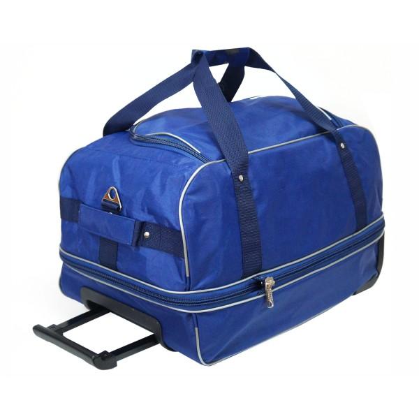 Дорожная сумка на колесах К-04рж